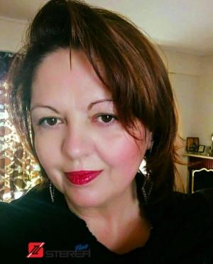 Υποψήφια με τον Απόστολο Γκλέτσο η Ελισσάβετ Ρουμελιώτου