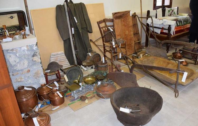 Λαογραφικό Μουσείο στο Αφράτι με τη στήριξη του Δήμου Χαλκιδέων