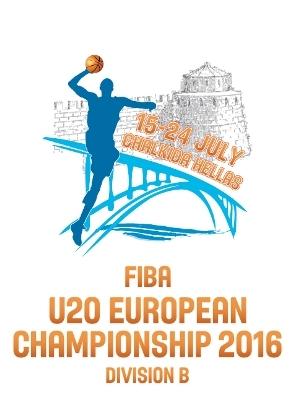 Eurobasket Νέων 2016 στη Χαλκίδα