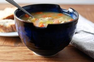 Ιδανική σούπα για το κρυολόγημα