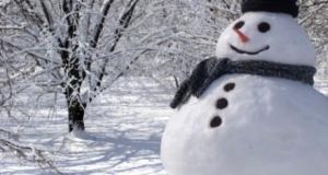 Χιονια σε ολη την Ευβοια