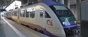 Ηλεκτροκίνητη σιδηροδρομική σύνδεση της Χαλκίδας με την Αθήνα