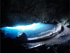 Απίστευτη η κρυφή παραλία στην Ευβοια!!!