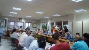 Αποκλειστικό-Χαμός σήμερα στο Δημοτικό συμβούλιο Αμαρύνθου για τους πρόσφυγες