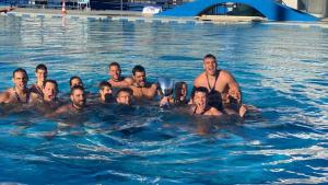 Ολοκληρώθηκε  η Τελική φάση του πρωταθλήματος υδατοσφαίρισης της Γ Εθνικής στο κολυμβητήριο της Χαλκίδας