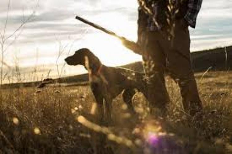Προσοχη οι κυνηγοι με τα οπλα